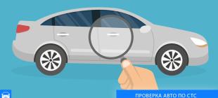 Проверка СТС автомобиля