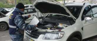 Запрещение эксплуатации транспортного средства из-за неисправности по ПДД