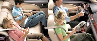 Ремень безопасности в автомобиле по ПДД
