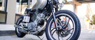 Как сделать ПТС на мотоцикл